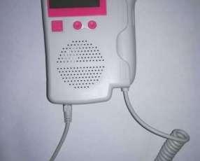Detector de latidos fetales doppler