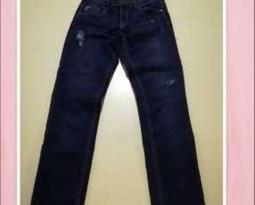 Jeans pantalón campera y jardinera