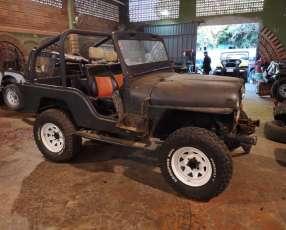 Jepp Willys CJ5