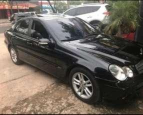 Mercedes benz c220 2001 edición sport