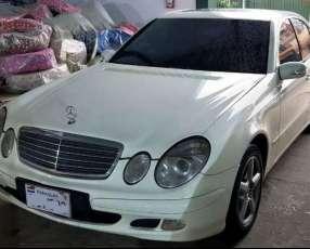 Mercedes Benz E200 2005