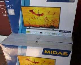 TV LED Smart Midas de 32 pulgadas