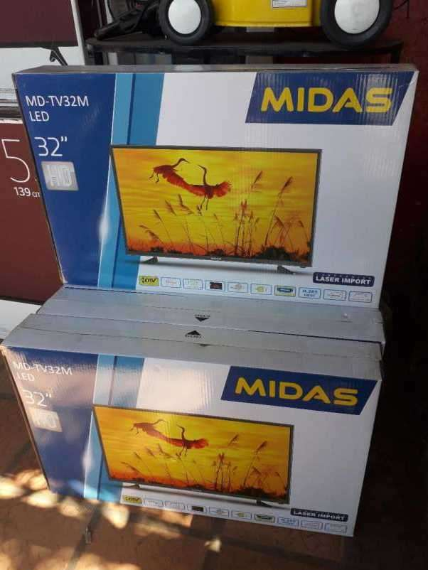 TV LED Smart Midas de 32 pulgadas - 0