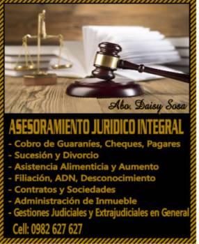 consultas Jurídicas y Administración de inmuebles