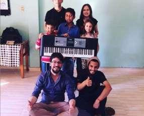 Clases de piano a domicilio en Asunción desde los 5 años