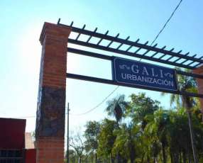 Casas a cuotas urbanización Gali