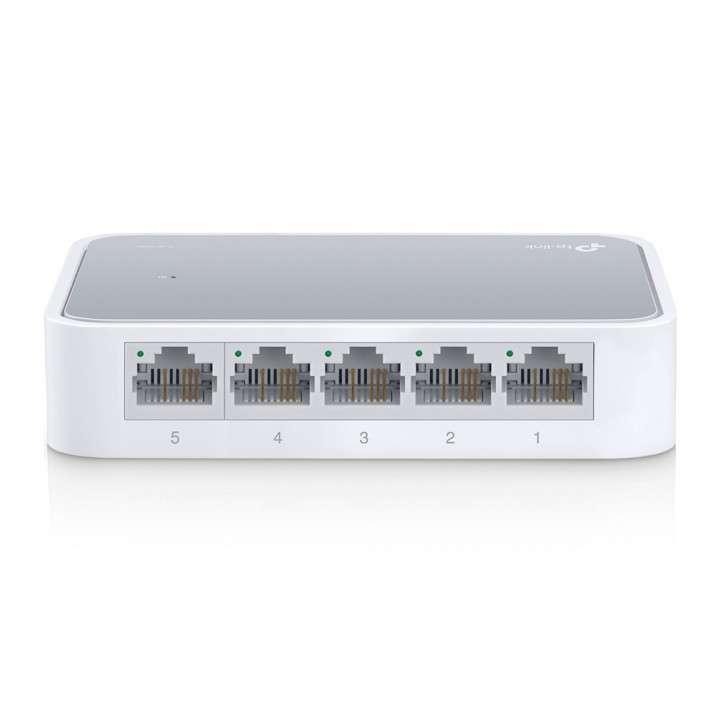 Switch TP-LINK TL-SF1005D 5 puertos 10/100 - 2