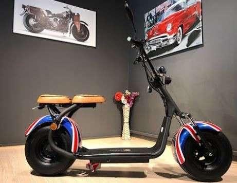 Eco moto Eléctrica Volt - 2