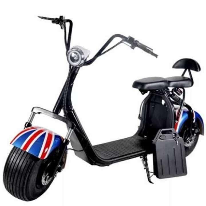 Eco moto Eléctrica Volt - 4
