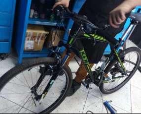 Bicicleta GT Aggressor 3.0