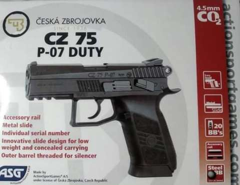 Airsoft co2 - 4