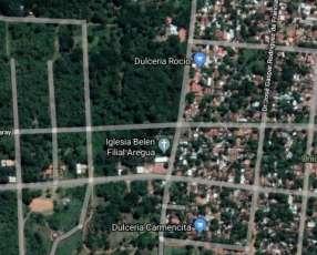 Terreno en Areguá