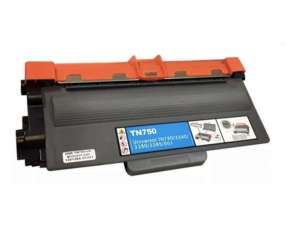 Toner compatible tn750 - para impresoras brother
