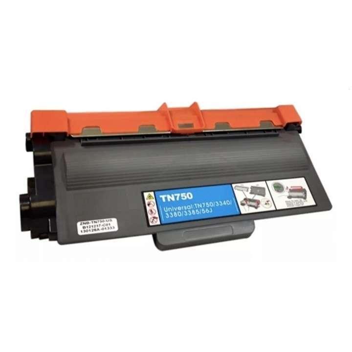 Toner compatible tn750 - para impresoras brother - 0