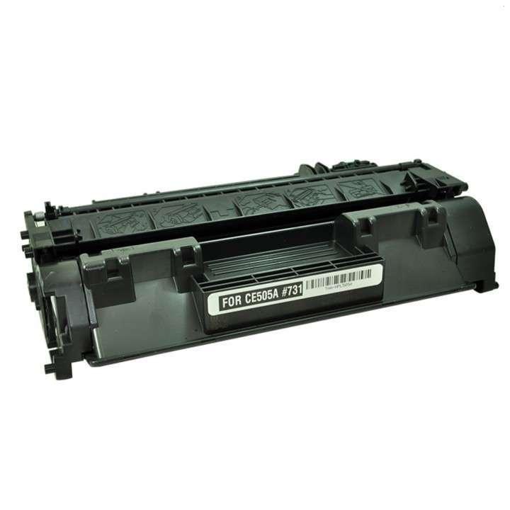 Toner compatible ce505a - para impresoras hp - 0