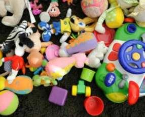 Fardo de juguetes americanos