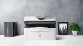 Impresora HP Laser 137fnW multifuncionales