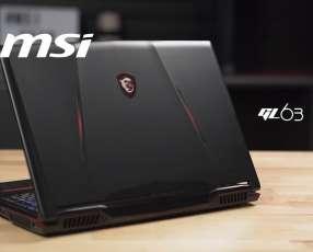 Notebook MSI GL63 i5