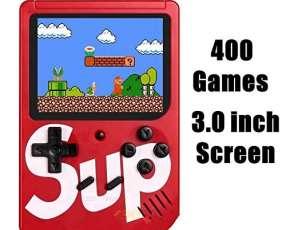 Consola Retro con 400 juegos