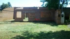 Casa a terminar en venta Capiatá, MOC-0020