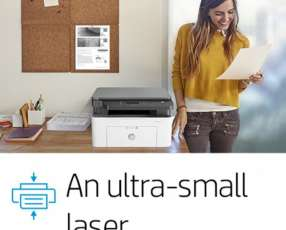 Impresora Láser Multifuncional 135w