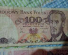 Papel moneda de colección