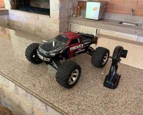 Autos a control remoto traxxas revo 3.3a nitro