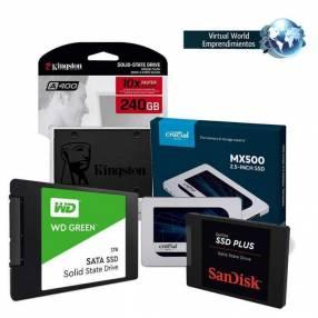 SSD desde 120 gb a 2 tb