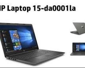 Notebook HP DC 15DA-0001LA 15,6 pulgadas