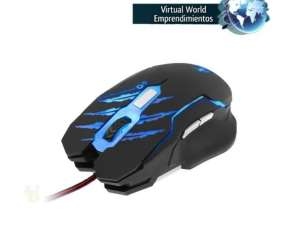 Mouse Gamer Xtech XTM-610 - 3200 DPI