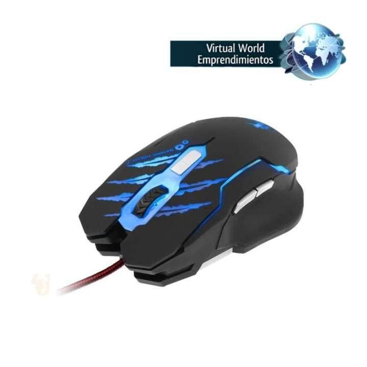 Mouse Gamer Xtech XTM-610 - 3200 DPI - 0