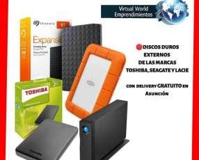 Disco duro externo de 1 gb a 8 TB 1 año de garantía