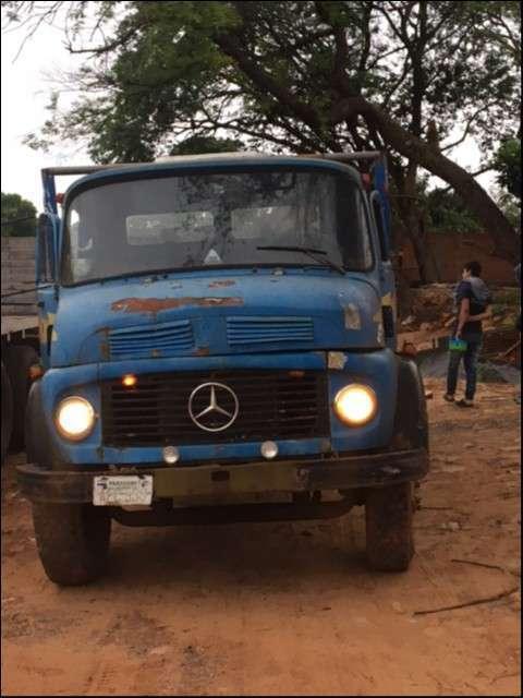 REMATO Mercedes Benz 1113 brasilero - 0