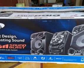 Equipo sonido Samsung mx-j730