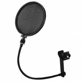 Filtro antipop para micrófono