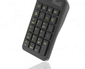 Teclado klip knp-110 wireless numérico