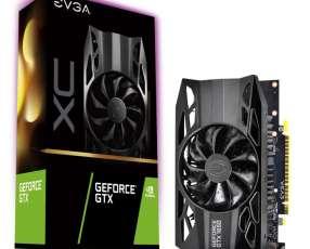 VGA EVGA GTX1650 XC BLACK 4GB DD5 04G-P4-1153-KR