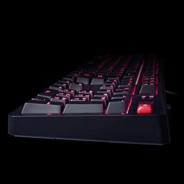 Teclado gamer thermal kb-mgp-rdbdus-01 meka pro cherry red - 2