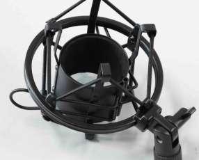 Soporte araña para micrófonos