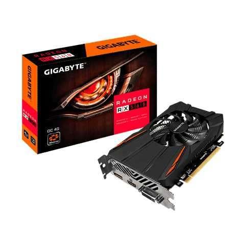 VGA GIGA A RX560OC 4GB DD5 GV-RX560OC-4GD - 0