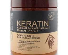 Tratamiento capilar- keratin