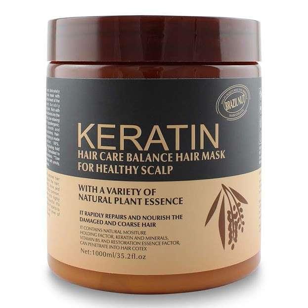 Tratamiento capilar- keratin - 0