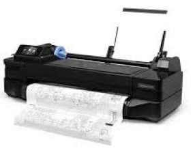 Impresora HP designjet t 120 24-in 610mm wifi