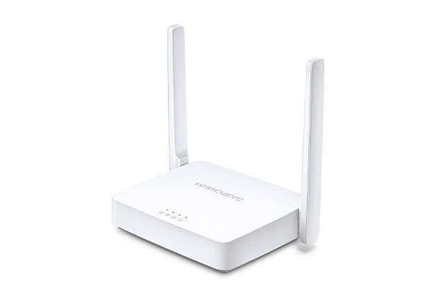 Wire router mercusys mw301r 300 mbps - 2