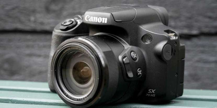 Cámara Canon PowerShot SX70 HS - 0