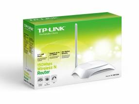 Wire router tp-link tl-wr720n 150 mbps