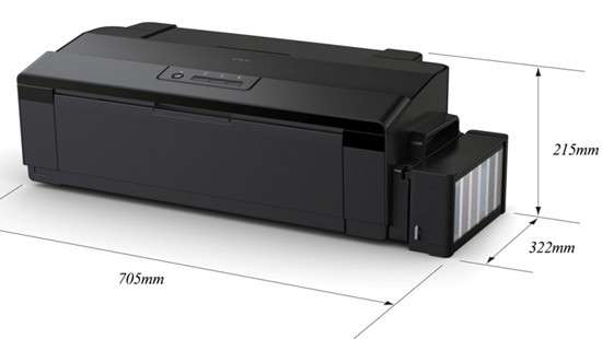 Impresora Epson L1800 A3/Fotográfica - 3