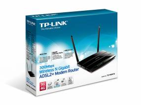 Wire router tp-link adsl td-w8970