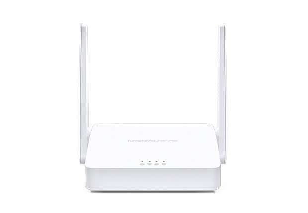Wire router mercusys mw301r 300 mbps - 1