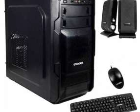 Gabinete kit satellite barebone k721 esp